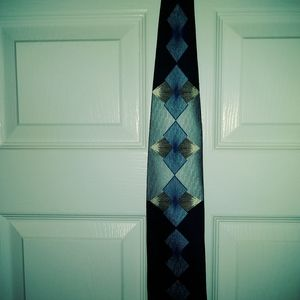 Emilio Pinto Silk Tie.